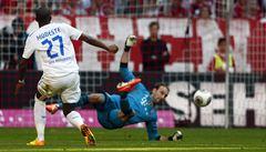 Bayern po zisku titulu ubral. Body ztratil poprvé od října