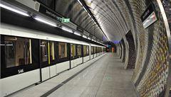 Budapešť má modernější metro než Praha. Orbán před volbami vytáhl trumf