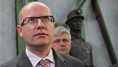 Premiér Sobotka odsoudil vyděrače s ebolou: 'Je to hyenismus'