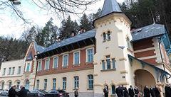 Mattonka otevřela první dům lázeňského areálu Kyselka