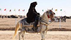 Hudba, tanec i velbloudi na saharském festivalu v Douz