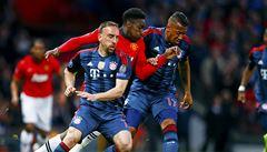 Bayern i Barcelona v úvodním čtvrtfinále Ligy mistrů jen remizovaly
