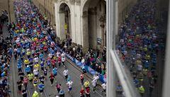 Prahu obsadili běžci, šestnáctý ročník půlmaratonu trhal i rekordy