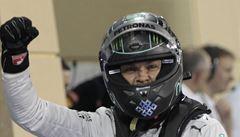 Rosberg před Hamiltonem. Němec ovládl kvalifikaci Velké ceny Kanady