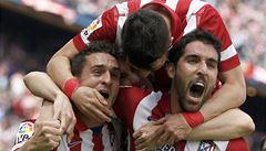 Atlético porazilo Villareal a před Barcelonou má stále těsný náskok