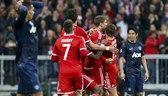 Bayern postupuje do semifinále Ligy mistrů, slaví také Atlético
