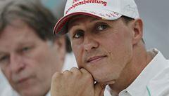 Schumacher už není v kómatu, opustil nemocnici a bude rehabilitovat