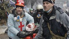 Příkaz ke střelbě do demonstrantů vydal Janukovyč, oznámila prokuratura