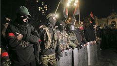 Ukrajinští extrémisté chtějí táhnout na Kyjev a potlačit kontrarevoluci