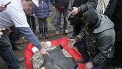 Masakr na Majdanu připravovala ruská rozvědka, obvinil Moskvu Kyjev