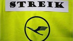 Lufthansa stávkuje, v Praze zrušila 14 letů