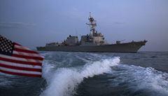 USA posilují svou pozici na Černém moři. Vyslaly tam další bojové plavidlo