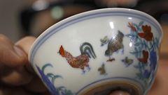 Jaký je nejdražší porcelán na světě? Je z Číny a stojí 720 miliónů
