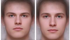 Mužská tvář prozradí stupeň inteligence, ženská nikoliv, zjistili Češi