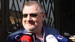 Policie si kvůli Oleo Chemical přijela i pro Rittiga. Nebyl doma