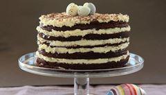 Čokoládové Velikonoce v Británii. Zkuste upéct autentický dort