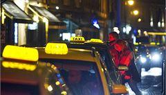 Praha vydala leták s radami na cesty s taxislužbou. Má zabránit okrádání