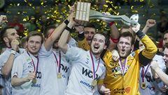 Vítkovičtí florbalisté porazili v superfinále Střešovice a obhájili titul