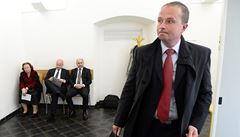 Křetinský řekl Goldovi, že Plzeň uplácela rozhodčí. U soudu ale nebyl