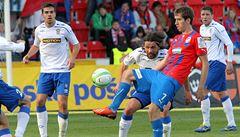 Plzeň vkročila do semifinále poháru hladkou výhrou nad Brnem