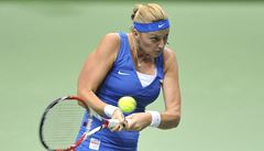 Kvitová nezaváhala a tenistky mají finále Fed Cupu na dosah