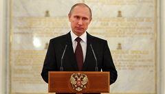 Putin obvinil šéfa NATO. Měl si nahrávat jejich soukromý rozhovor