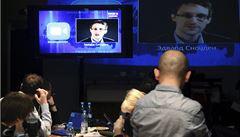 NSA jsem intenzivně kritizoval, tvrdí Snowden, ta to ale popřela