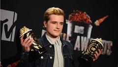 Snímek Hunger Games: Vražedná pomsta opanoval letošní ceny MTV