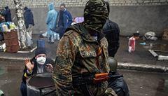 Putin lže, na východě jsou ruští výsadkáři, říká ukrajinský vicepremiér