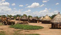 Přejezd z Keni do konfliktní oblasti Jižního Súdánu