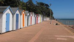 Jihozápadní Anglie: deštník a plavky s sebou