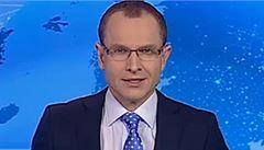 Z České televize odchází moderátor Jan Zika. Nahradí ho Kručinská