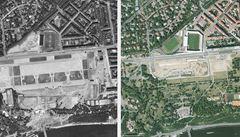 Unikátní srovnání: Praha před 60 lety a dnes. Podívejte se na změny