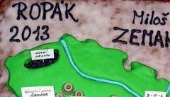 Titul Ropák 2013 získal... Ing. Miloš Zeman, prezident České republiky