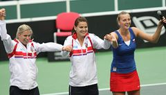 V nominaci na finále Fed Cupu je Plíšková, Hlaváčková zatím náhradnicí