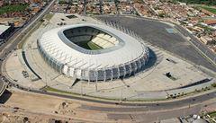 Stadiony pro fotbalové MS. Mohutné kolosy s úchvatným trávníkem