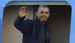 Ve sporu s Čínou máte naši plnou podporu, ujistil Obama Tokio