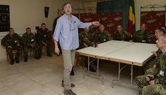 Mise v Mali pro české vojáky nekončí. Zůstanou nejméně do konce roku