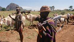 Zapomeňte na strach z Ugandy