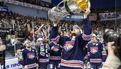 Magnitogorsk - Lev 7:4. Pražané ukázali srdce, ale mistrem KHL je Kovář