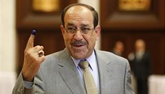 Irácké volby mají vítěze. Zemi dál povede premiér Málikí