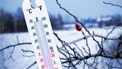 Česko v noci na sobotu zasáhnou silné mrazy. Až minus 25 stupňů Celsia