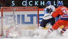 Češi uzavřeli Švédské hry porážkou, v nájezdech nestačili na Finsko