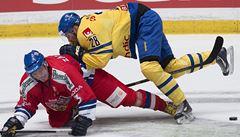 Hokejový obránce Zámorský v New Yorku neuspěl a vrací se do Finska