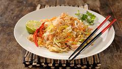 Thajské jídlo je pro Čechy příliš ostré, říká šéfkuchařka