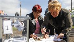 Doněck: Referendum o spojení s Ruskem nebude. Luhansk váhá