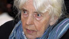 Ve věku 87 let zemřela významná výtvarnice Adriena Šimotová