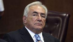 Žena, kterou měl obtěžovat Strauss-Kahn, byla prý prostitutka