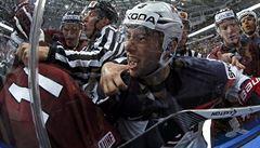 SOUHRN: Lotyšsko porazilo dalšího favorita, Finsko udolalo domácí tým