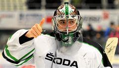 Z první ligy rovnou do branky Colorada. Další český mladík míří do NHL